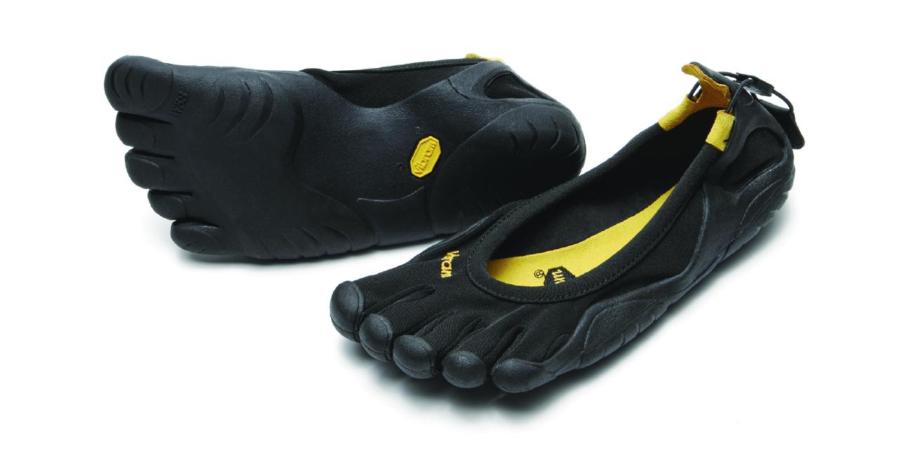 Eine Beeindruckende Vibram Herren Khaki Schuhe Fivefingers
